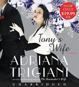 Tony's Wife Low Price CD