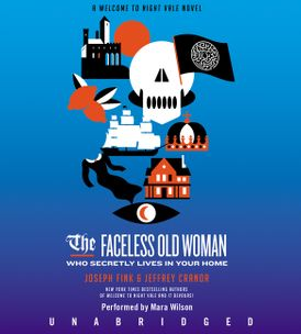 The Faceless Old Woman Who Secretly Lives in Your Home CD