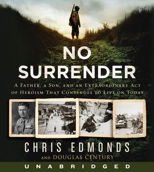 No Surrender CD