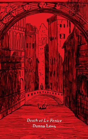 Death at La Fenice book image