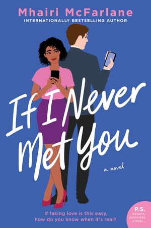 If I Never Met You book image