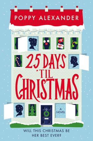 25 Days 'Til Christmas book image