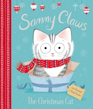 Sammy Claws: The Christmas Cat book image