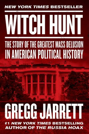 Witch Hunt book image