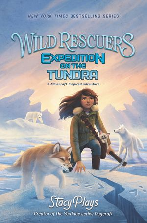 Wild Rescuers: Expedition on the Tundra book image