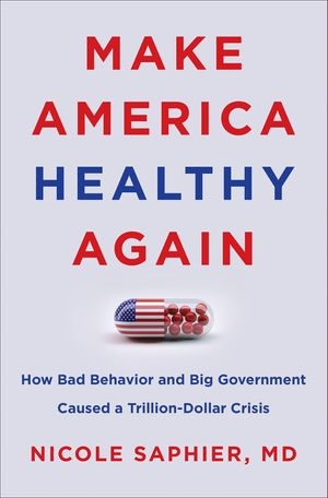 Make America Healthy Again book image
