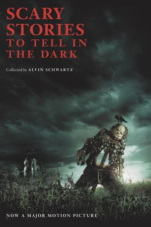 Scary Stories to Tell in the Dark Movie Tie-in Edition book image