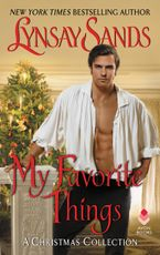 My Favorite Things Paperback  by Lynsay Sands