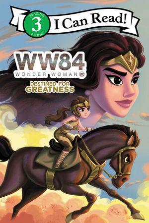 Wonder Woman 1984: ICR #1 book image