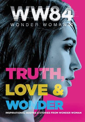 Wonder Woman 1984: Unti Journal book image