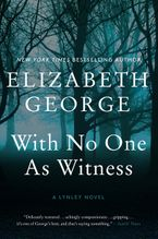 With No One As Witness Paperback  by Elizabeth George