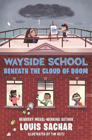Wayside School Beneath the Cloud of Doom book image