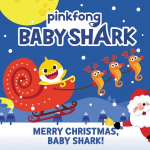 Baby Shark: Merry Christmas, Baby Shark! book image