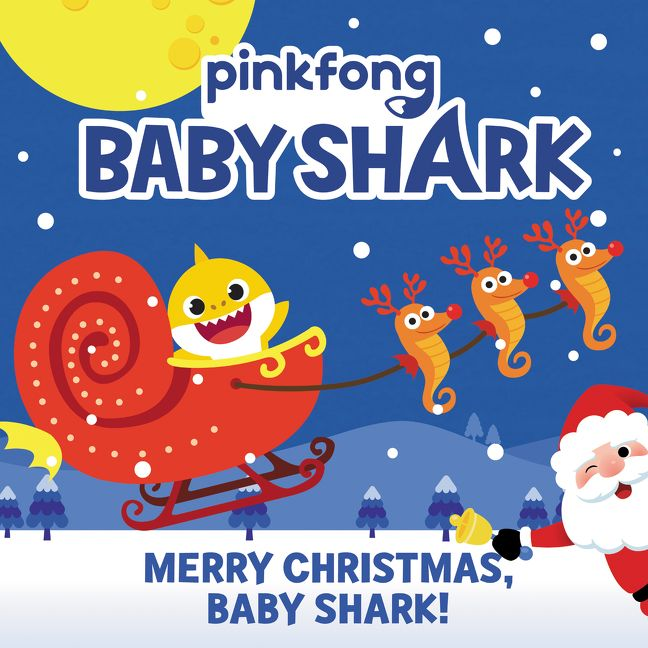 Baby Shark: Merry Christmas, Baby Shark! - Pinkfong - E-book