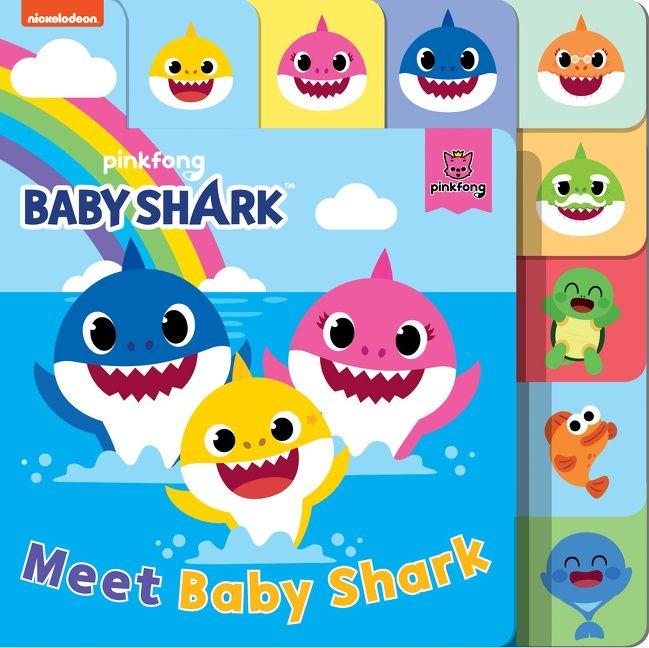 Baby Shark Meet Baby Shark Pinkfong Board Book