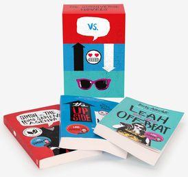 The Simonverse Novels 3-Book Box Set