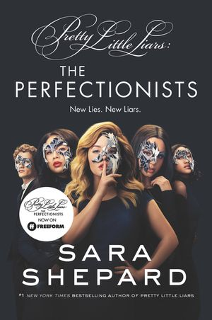 The Perfectionists TV Tie-in Edition book image