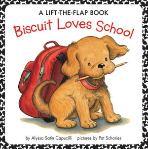 Biscuit Loves School book image