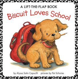 Biscuit Loves School