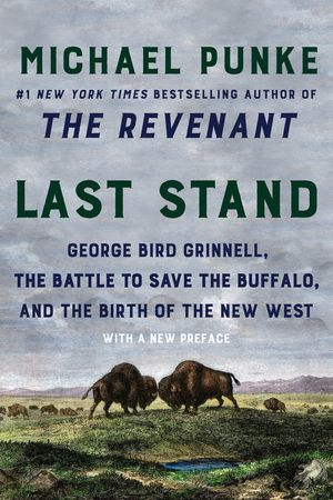 Last Stand book image