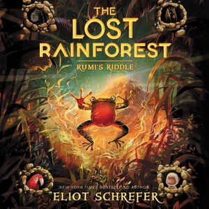 The Lost Rainforest #3: Rumi's Riddle book image