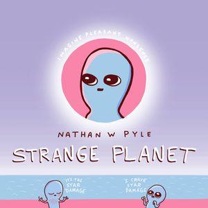 Strange Planet book image