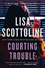 Courting Trouble Paperback  by Lisa Scottoline