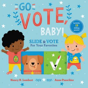 Go Vote, Baby! book image