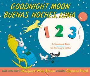 Goodnight Moon 123/Buenas noches, Luna 123 book image