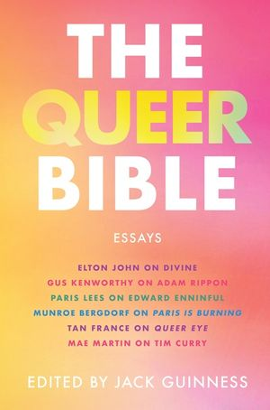 The Queer Bible book image