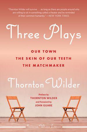 Three Plays book image
