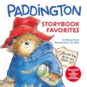 Paddington Storybook Favorites book image