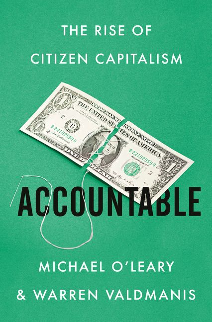 Book cover image: Accountable: The Rise of Citizen Capitalism