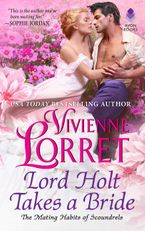 Lord Holt Takes a Bride Paperback  by Vivienne Lorret