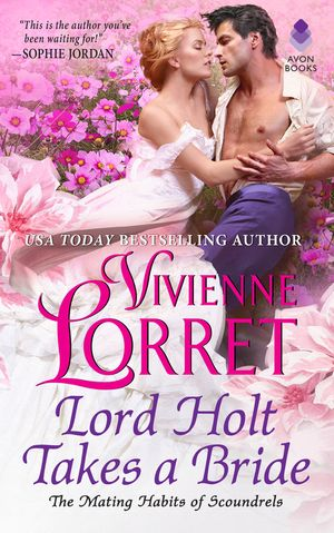 Lord Holt Takes a Bride book image