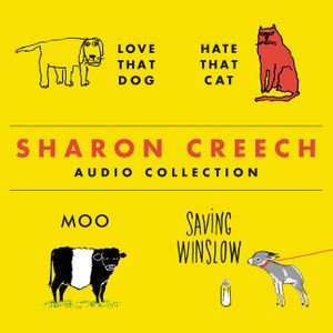 The Sharon Creech Audio Collection book image