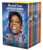 Baseball Card Adventures 12-Book Box Set Paperback  by Dan Gutman