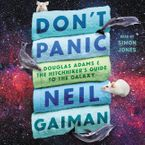 Don't Panic Downloadable audio file UBR by Neil Gaiman