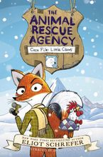 The Animal Rescue Agency #1: Case File: Little Claws Hardcover  by Eliot Schrefer