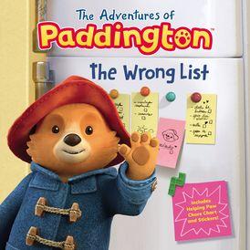 The Adventures of Paddington: The Wrong List