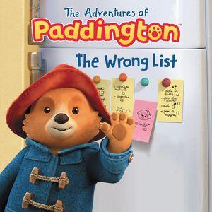Adventures of Paddington: 9x9 Deluxe #1 book image