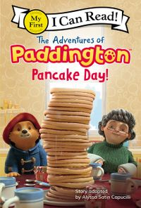 The Adventures of Paddington: Pancake Day!