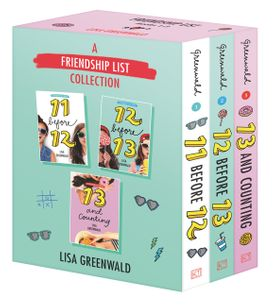 A Friendship List Collection 3-Book Box Set