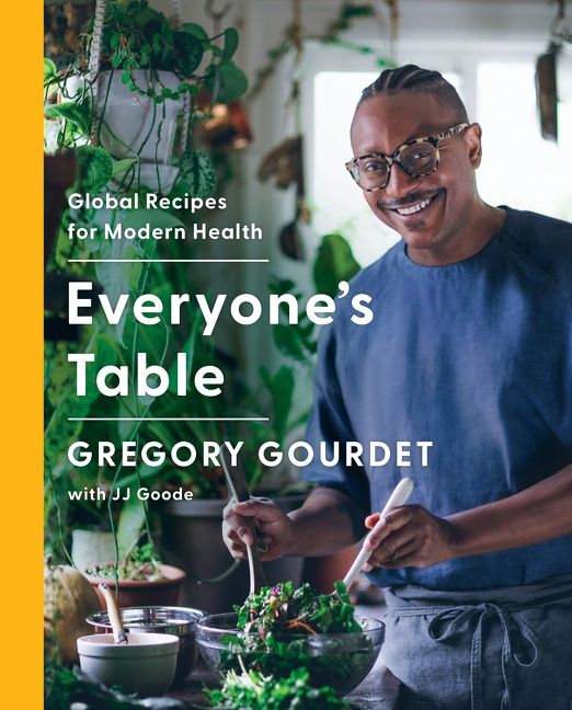 Book cover image: Everyone's Table: Global Recipes for Modern Health | National Bestseller