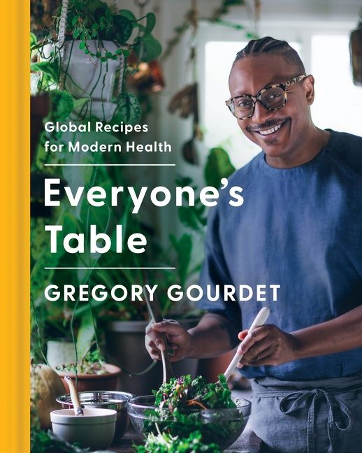 Book cover image: Everyone's Table: Global Recipes for Modern Health