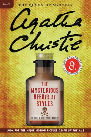 The Mysterious Affair at Styles book image