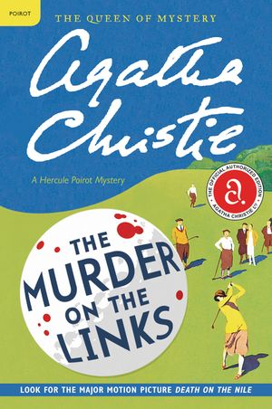 The Murder on the Links book image