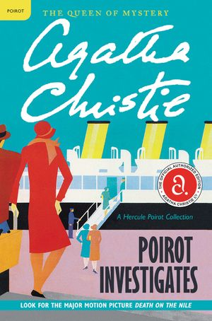 Poirot Investigates book image