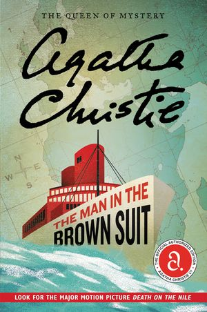 The Man in the Brown Suit book image