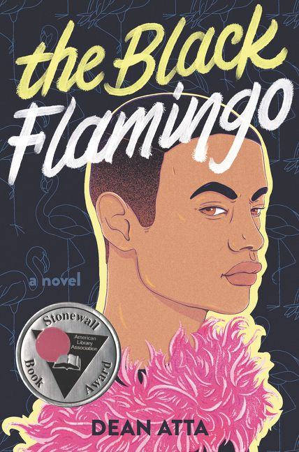 Celebrating National Poetry Month with The Black Flamingo by Dean Atta